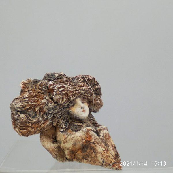 """Скульптура """"Мой любимый петушок"""""""