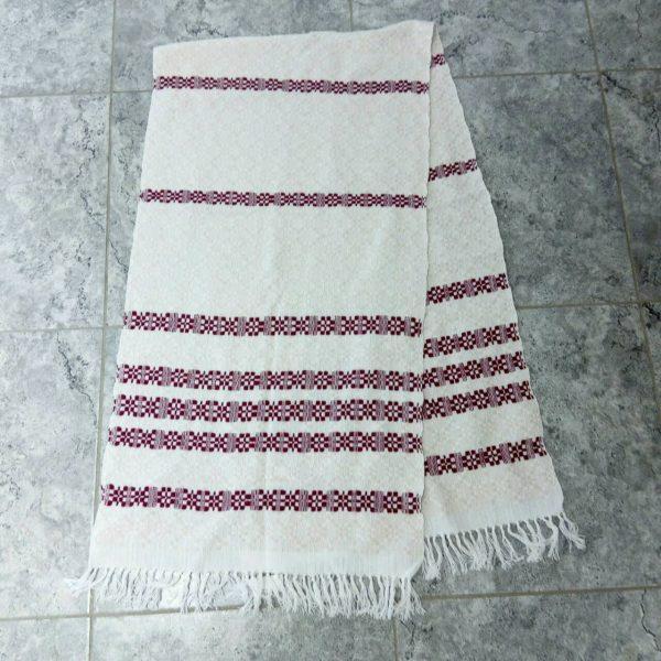 Рушник (полотенце) тканый