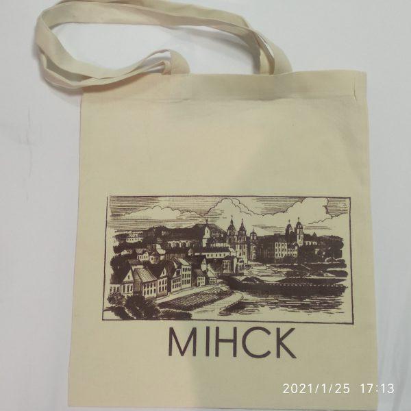 "Сумка-шопер ""Минск"""