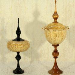 Шкатулка для дорогих украшений с минаретом