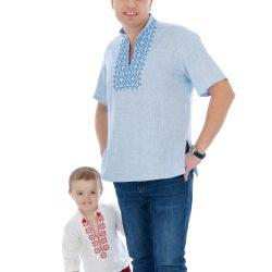 Рубашка-вышиванка мужская