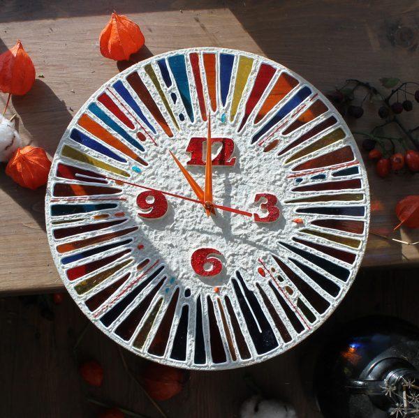 Настенные часы ''Радуга''