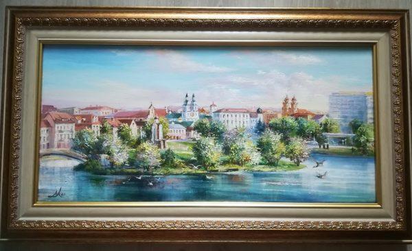 Картина Минск