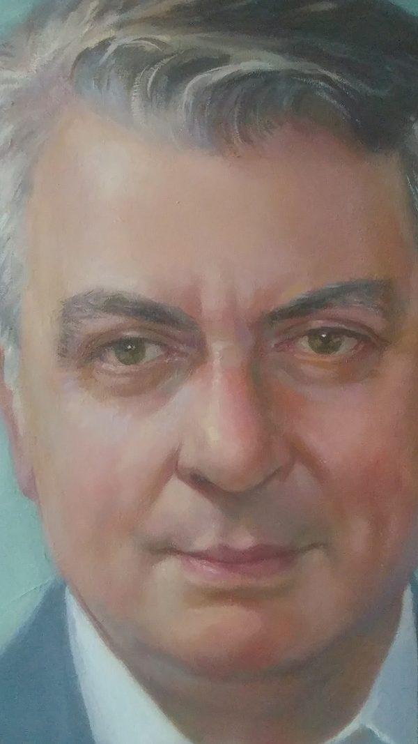 мужской портрет (по фото на заказ)