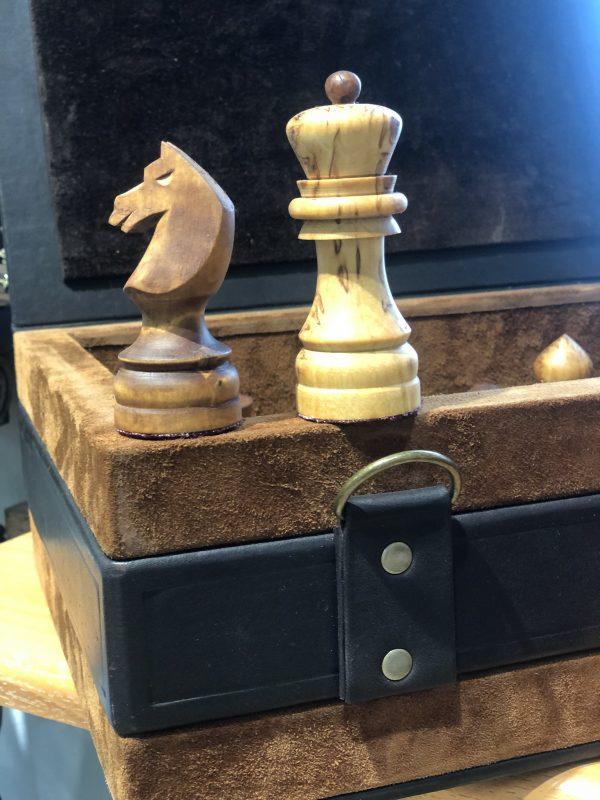 Шахматы подарочный набор